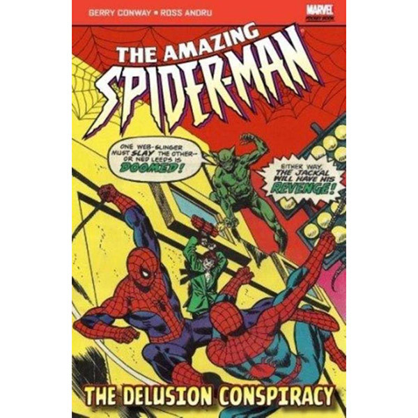 Amazing Spider-Man:The Delusion Conspiracy Image