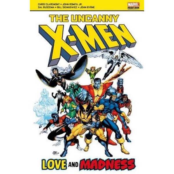 The Uncanny X-Men: Love And Madness Image