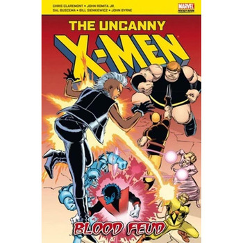 The Uncanny X-Men: Blood Feud