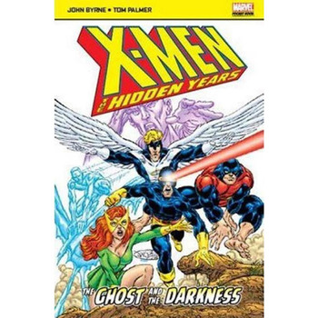 X-Men: The Hidden Years - The Ghost and the Darkness