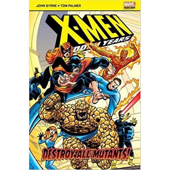 X-Men: The Hidden Years - Destroy All Mutants