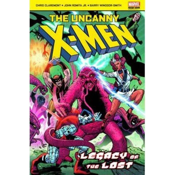 The Uncanny X-Men: Legacy Of The Lost Image