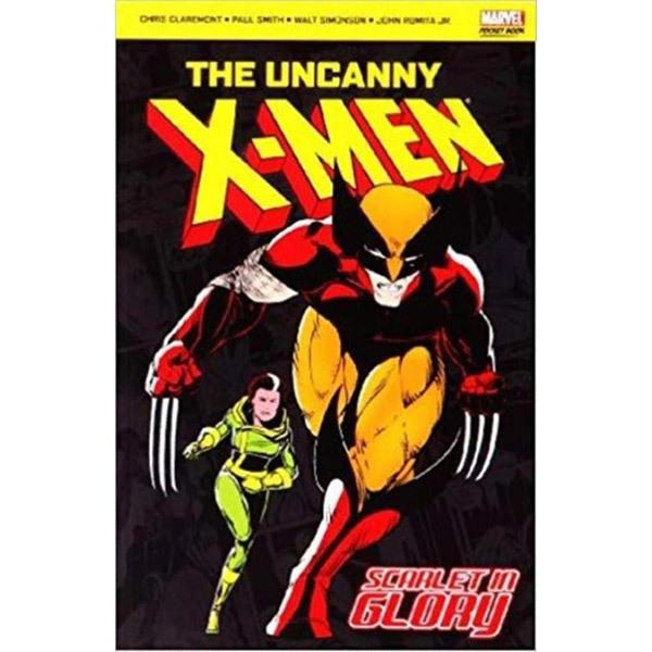The Uncanny X-Men: Scarlet in Glory Image