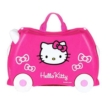 Trunki HELLO KITTY Ride-On Kids Suitcase
