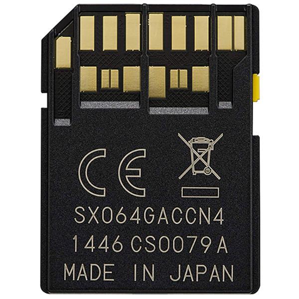 Toshiba EXCERIA PRO SDHC UHS-II Card 128GBImage