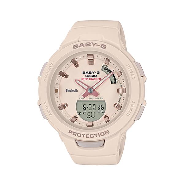 Casio BABY-G G-Squad Ladies Watch BSA-B100Image
