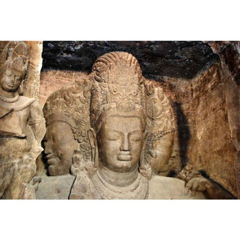 Mumbai : Private Elephanta Caves Tour