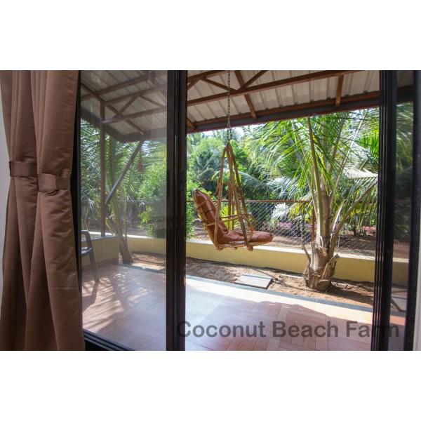 Mumbai : Coconut Beach Farm in Alibaug Image