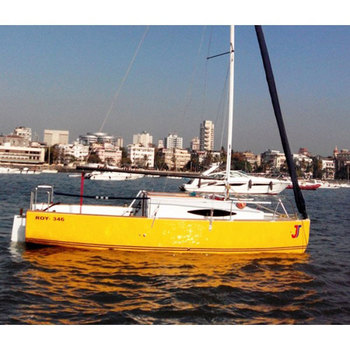 Mumbai : Orientation to Sailing on JJ  Sail Boat