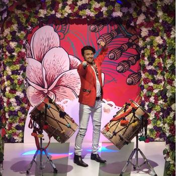 New Delhi : Madame Tussauds