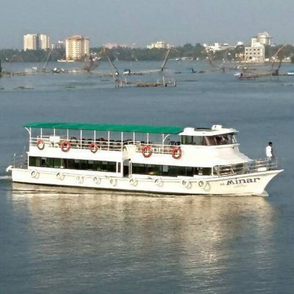 Kochi : 1-Hour Private Cruise Tour Image