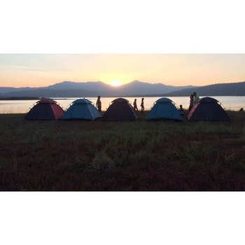 Pune : Camping at Pawna Lake