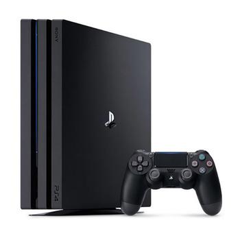 PlayStation PS4 Pro 1TB - Jet Black