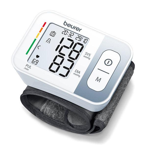 Beurer BC-28 Wrist Blood Pressure MonitorImage