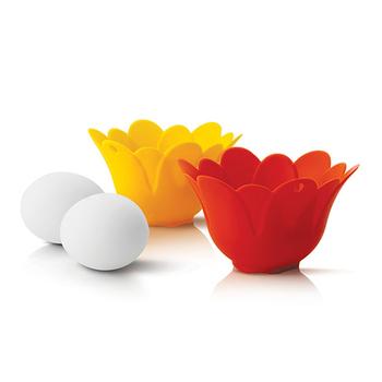 SiliconeZone Egg Poacher Set 2pcs