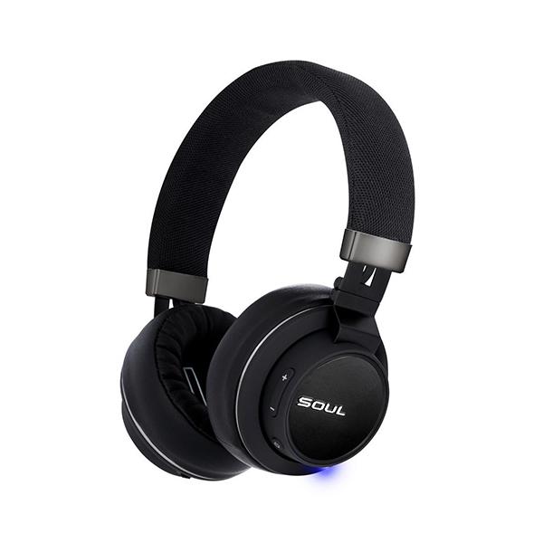 Soul IMPACT OE Wireless Over-Ear Headphones Image