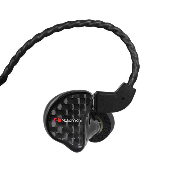 Nakamichi ELITE PRO 300 In-Ear Headphones Image