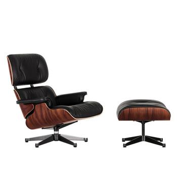 Vitra EAMES Lounge Chair & Ottoman