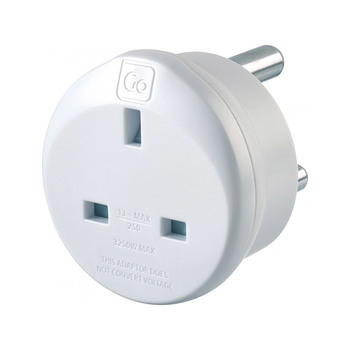 Go Travel UK Travel Adaptor for South Africa