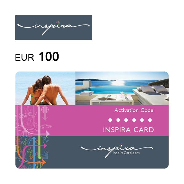 Inspira Holiday Voucher €100Image