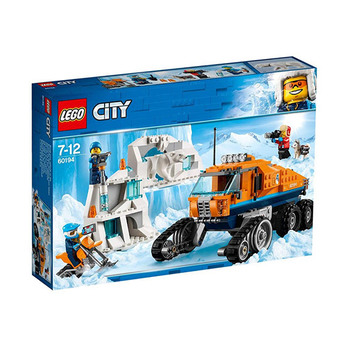 Lego CITY Arctic Scout Truck