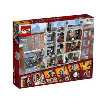Lego MARVEL Sanctum Sanctorum Showdown
