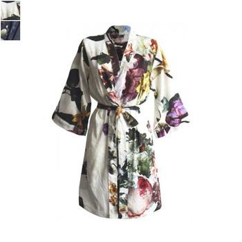 ESSENZA Fleur Kimono Bathrobe