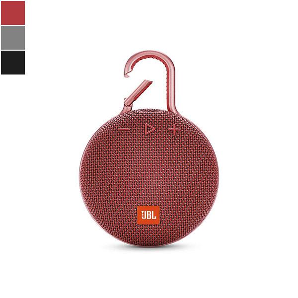 JBL Clip 3 Portable Bluetooth Wireless Speaker Image