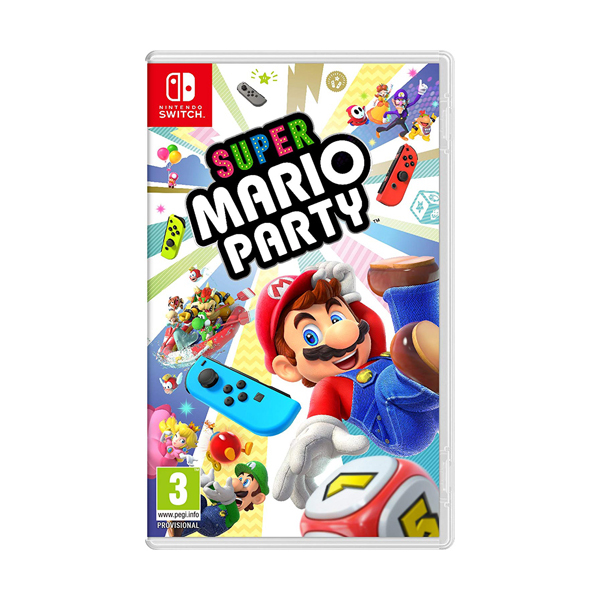 Nintendo SWITCH Game : Super Mario Party Image