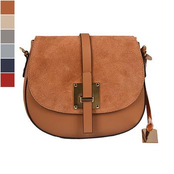 Emilio Masi COLORADO Leather Crossbody Bag