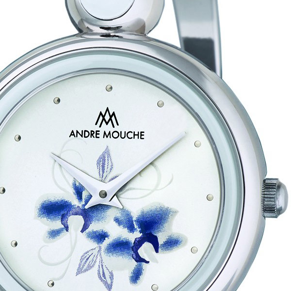 André Mouche ARIA Flower Ladies WatchImage