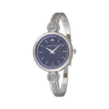 André Mouche ARIA Ladies Watch - Silver