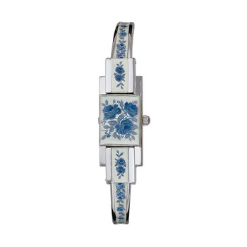 André Mouche ALIZEE Ladies Watch - Silver
