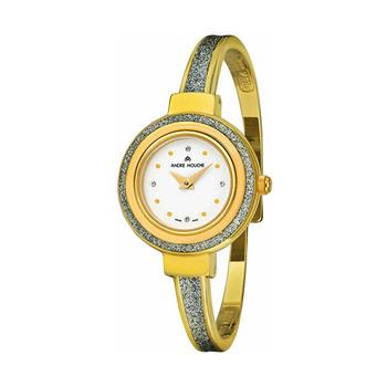 André Mouche AURA Ladies Watch - Gold