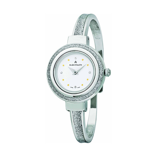 André Mouche AURA Ladies Watch - SilverImage