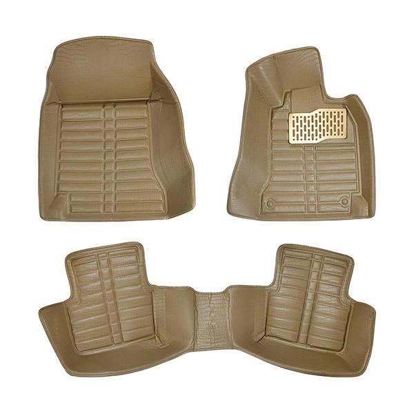Verdical Premium 5D Car Mat for SUV 7 Seater Cars Image