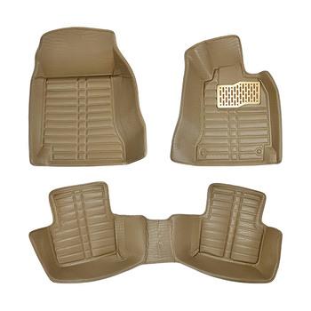 Verdical Premium 5D Car Mat for SUV 7 Seater Cars