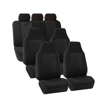 Verdical Premium Seat Covers for SUV 7 Seater Cars