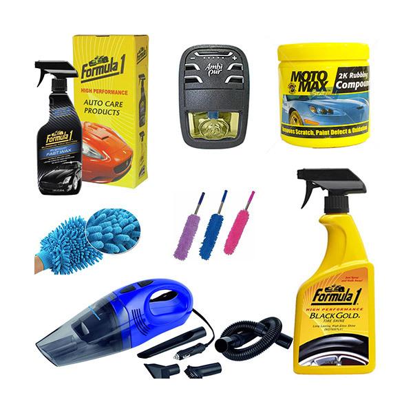 Verdical Car Hygiene Combo Image