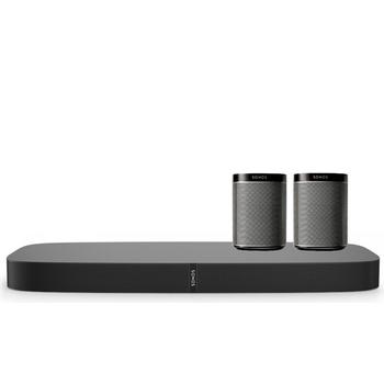 Sonos Bundle: PLAYBASE + PLAY:1