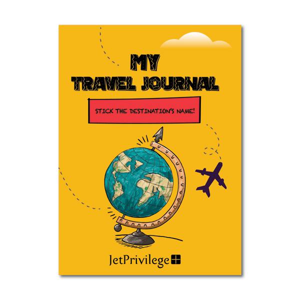 JetPrivilege - My Travel Journal Image