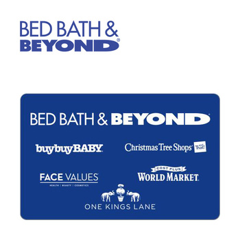 Bed Bath & Beyond e-Gift Card