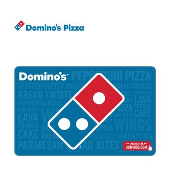 Domino's Pizza e-Gift Card