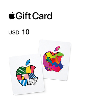 Apple Gift Card $10