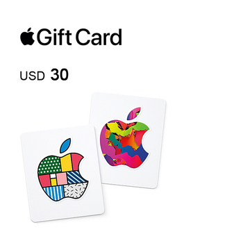 Apple Gift Card $30