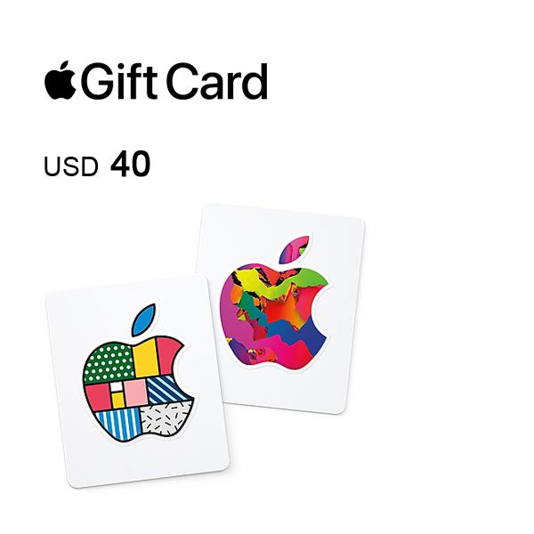 Apple Gift Card $40Image