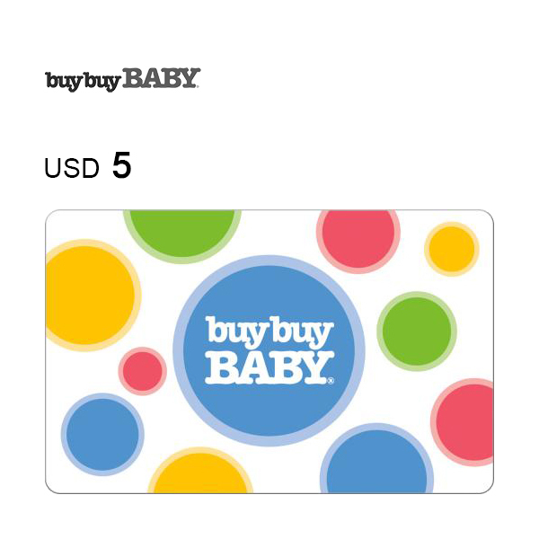 buybuy BABY e-Gift Card $5Image