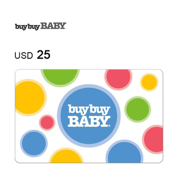 buybuy BABY e-Gift Card $25