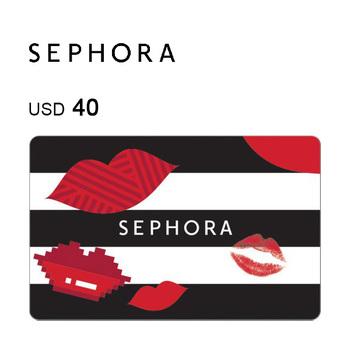 Sephora e-Gift Card $40