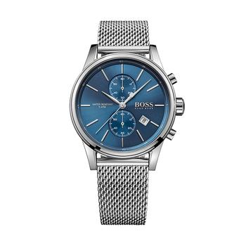 Hugo Boss JET Gents Chronograph with Steel Bracelet